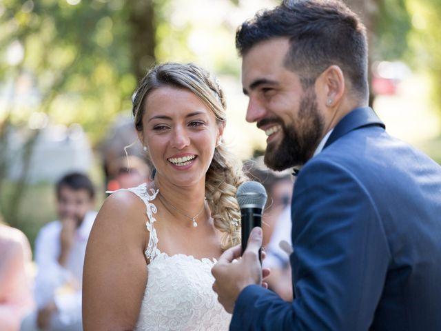 Le mariage de Thomas et Anaïs à Miramont-de-Guyenne, Lot-et-Garonne 51