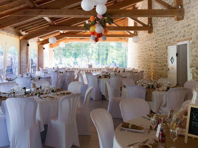 Le mariage de Thomas et Anaïs à Miramont-de-Guyenne, Lot-et-Garonne 64