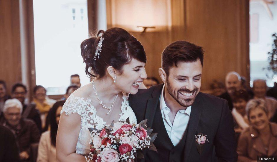Le mariage de Julien et Amandine à Saint-Gervais-les-Bains, Haute-Savoie