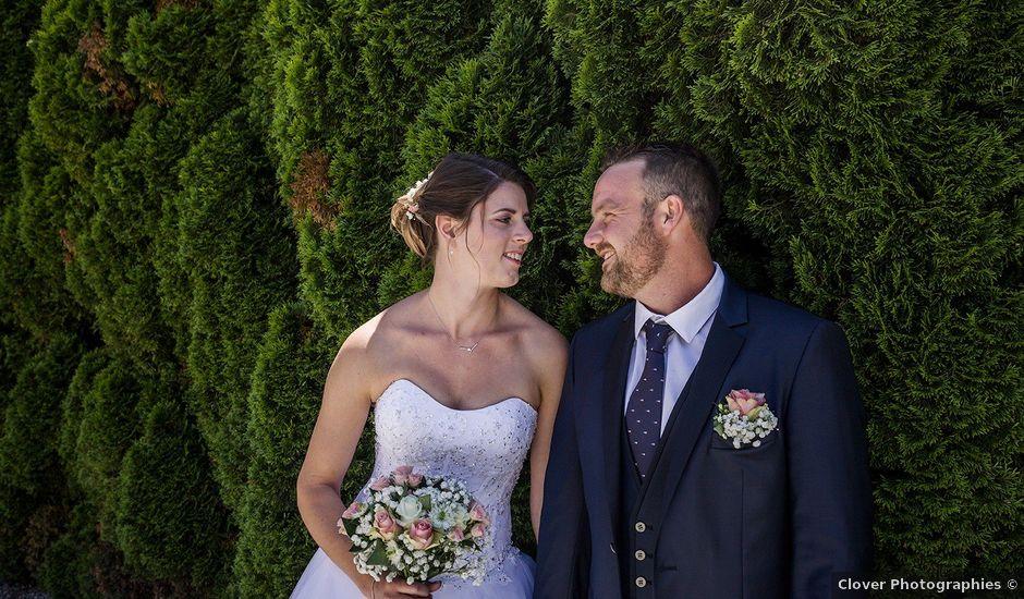 Le mariage de Adrien et Lucie à Belfort, Territoire de Belfort