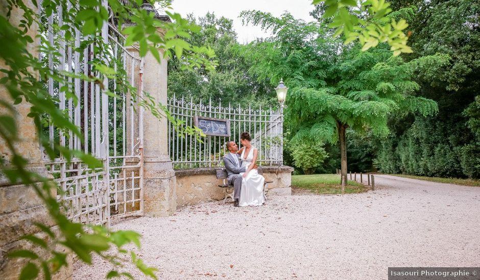 Le mariage de Deji et Sian à Auch, Gers