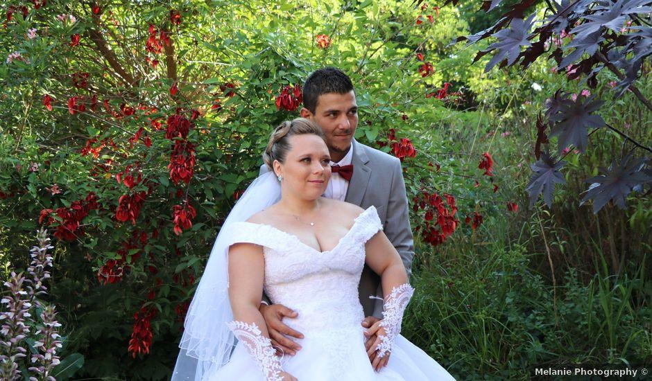 Le mariage de Charif et Cynthia à Saint-Laurent-de-la-Salanque, Pyrénées-Orientales