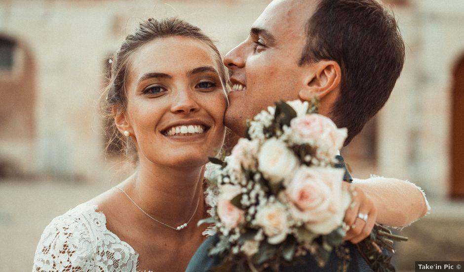 Le mariage de Vincent et Sarah à Fouchères, Aube