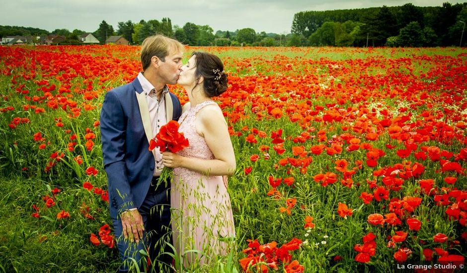 Le mariage de Yann et Ludivine à Escaudoeuvres, Nord