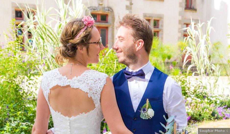 Le mariage de Jimmy et Émilie à Courlay, Deux-Sèvres