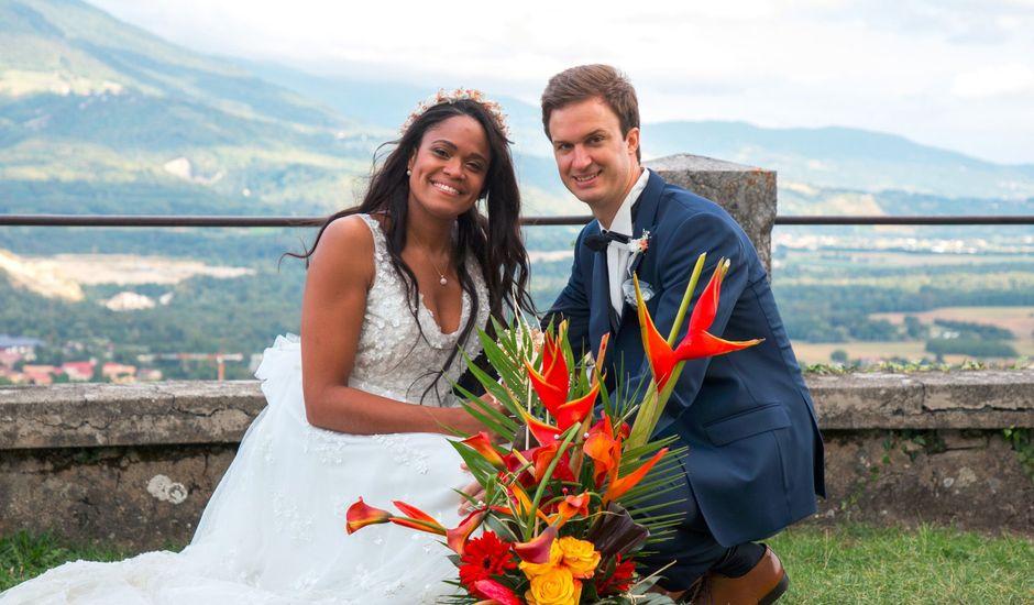 Le mariage de Romain et Janyce à Crest-Voland, Savoie