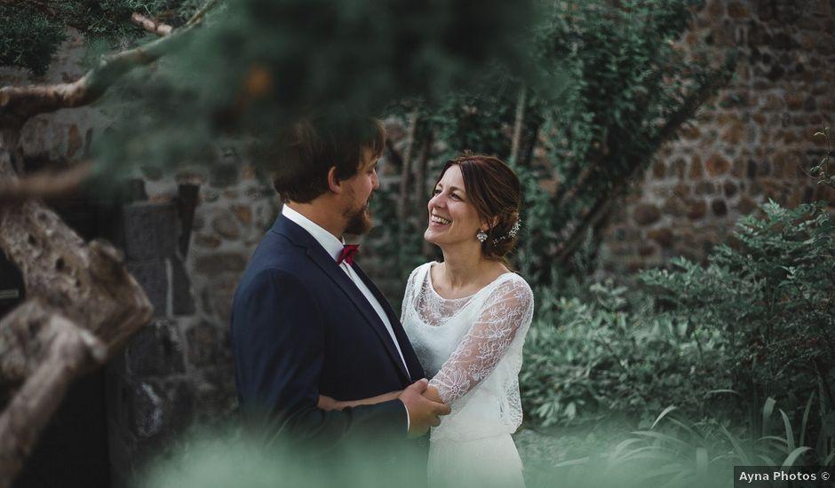 Le mariage de Clément et Anais à Châtelguyon, Puy-de-Dôme