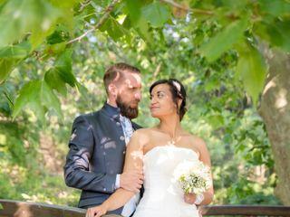 Le mariage de Mélanie et Robin