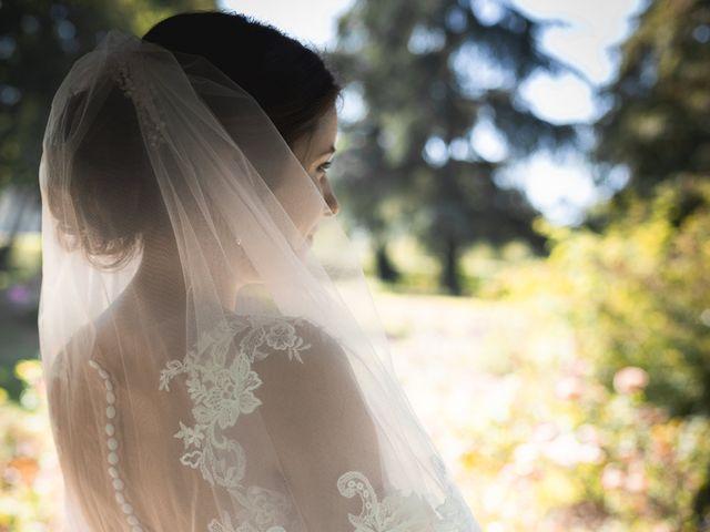 Le mariage de Simon et Marine à Lusignan, Vienne 3