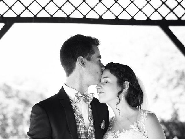Le mariage de Simon et Marine à Lusignan, Vienne 4