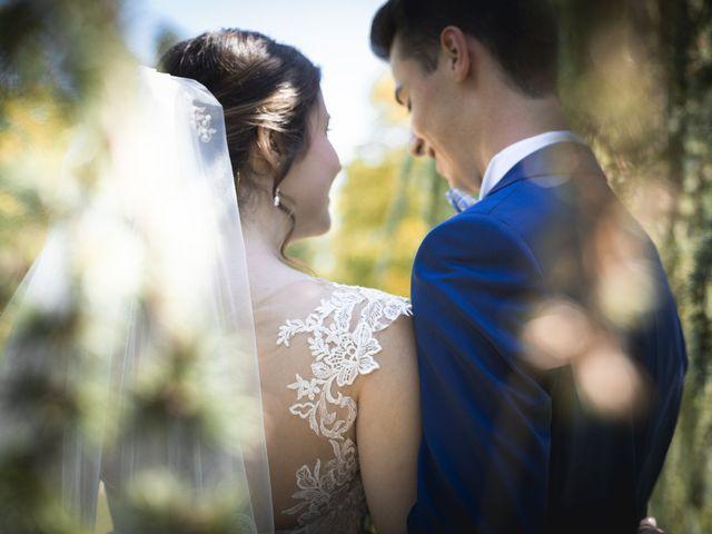 Le mariage de Simon et Marine à Lusignan, Vienne 5