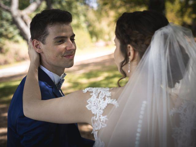 Le mariage de Simon et Marine à Lusignan, Vienne 10