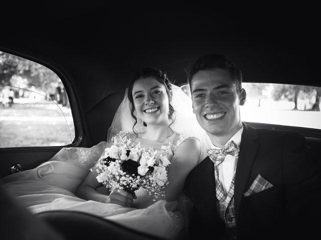 Le mariage de Simon et Marine à Lusignan, Vienne 11