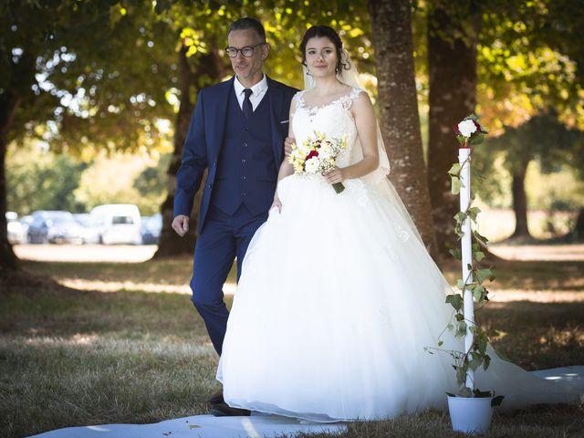 Le mariage de Simon et Marine à Lusignan, Vienne 13