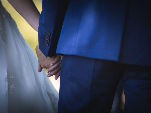 Le mariage de Simon et Marine à Lusignan, Vienne 16