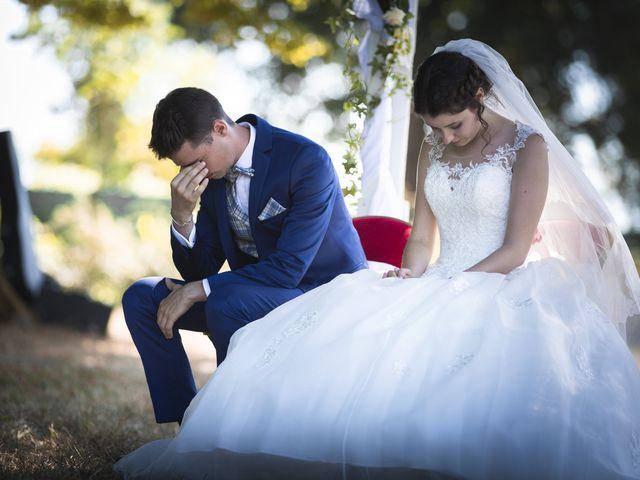 Le mariage de Simon et Marine à Lusignan, Vienne 19