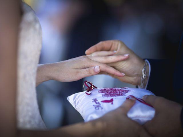 Le mariage de Simon et Marine à Lusignan, Vienne 20