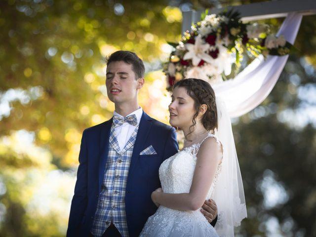 Le mariage de Simon et Marine à Lusignan, Vienne 21