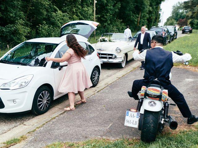 Le mariage de Fabrice et Marie-Christine à Grisy-les-Plâtres, Val-d'Oise 19