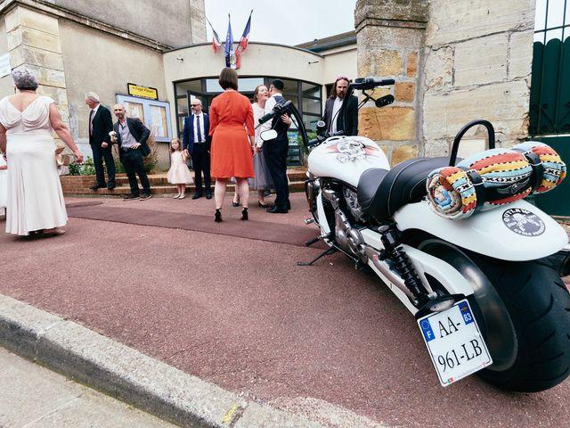 Le mariage de Fabrice et Marie-Christine à Grisy-les-Plâtres, Val-d'Oise 20