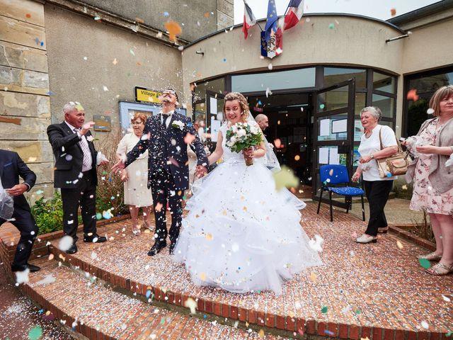 Le mariage de Fabrice et Marie-Christine à Grisy-les-Plâtres, Val-d'Oise 25