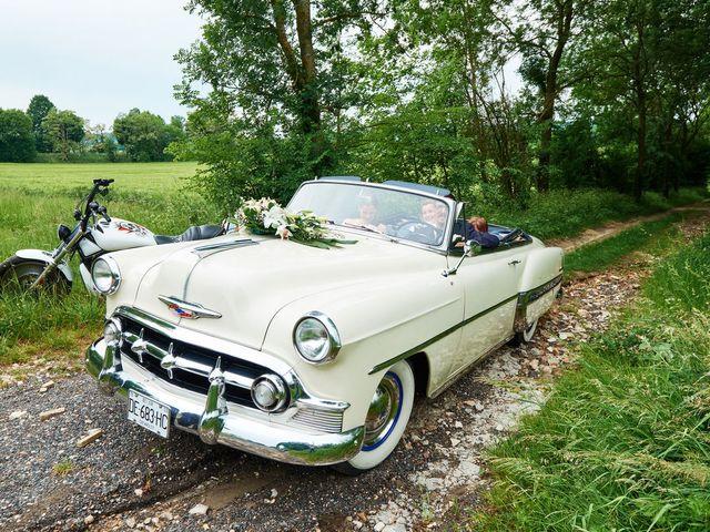 Le mariage de Fabrice et Marie-Christine à Grisy-les-Plâtres, Val-d'Oise 26