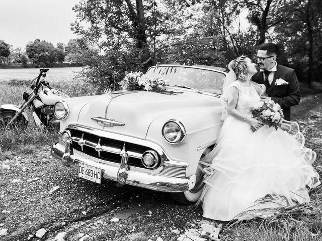 Le mariage de Marie-Christine et Fabrice