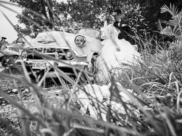 Le mariage de Fabrice et Marie-Christine à Grisy-les-Plâtres, Val-d'Oise 29
