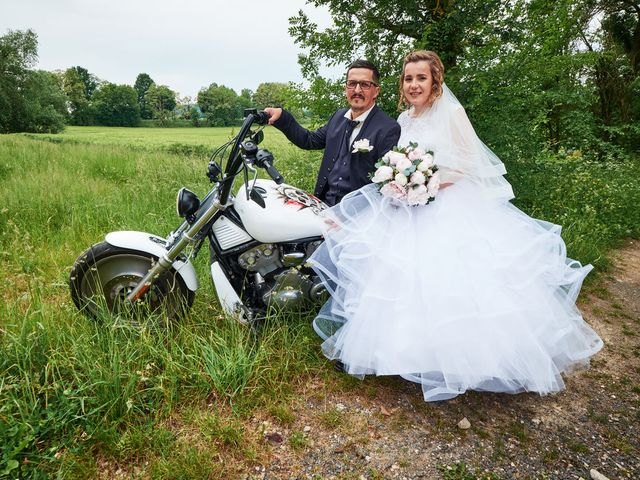 Le mariage de Fabrice et Marie-Christine à Grisy-les-Plâtres, Val-d'Oise 30
