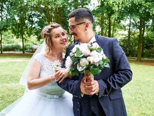 Le mariage de Fabrice et Marie-Christine à Grisy-les-Plâtres, Val-d'Oise 32