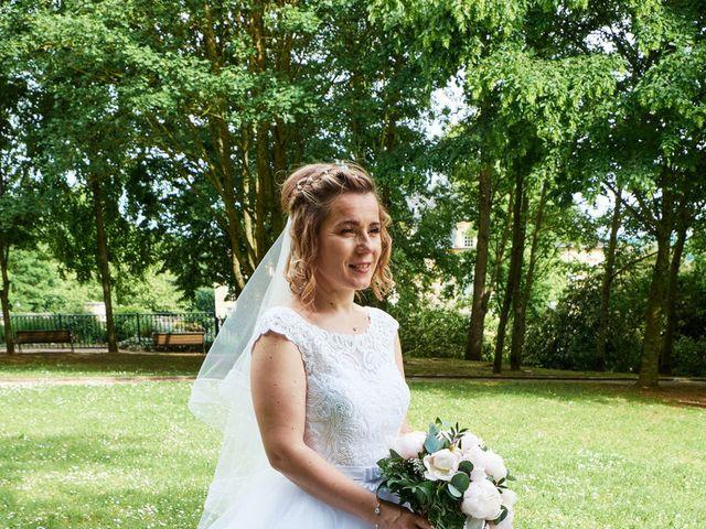 Le mariage de Fabrice et Marie-Christine à Grisy-les-Plâtres, Val-d'Oise 33