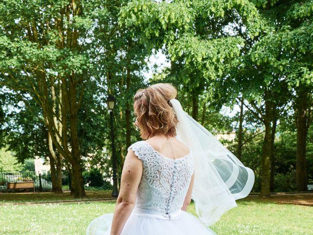 Le mariage de Fabrice et Marie-Christine à Grisy-les-Plâtres, Val-d'Oise 34