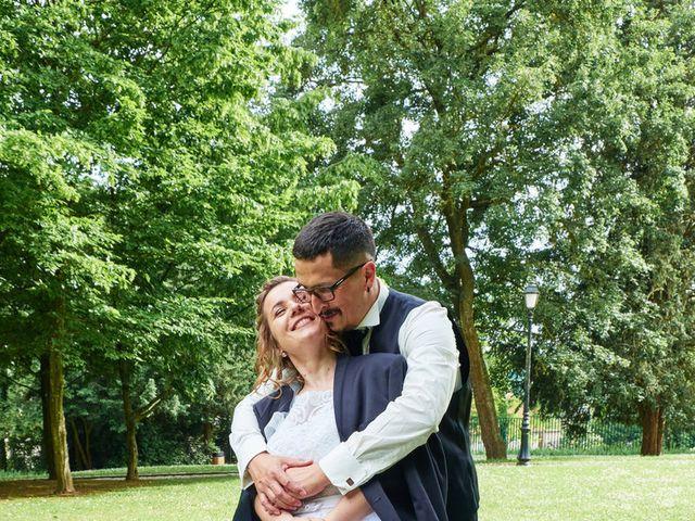 Le mariage de Fabrice et Marie-Christine à Grisy-les-Plâtres, Val-d'Oise 36