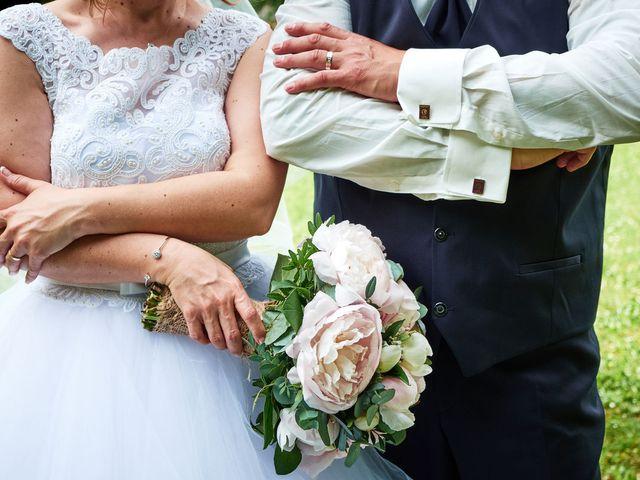 Le mariage de Fabrice et Marie-Christine à Grisy-les-Plâtres, Val-d'Oise 39
