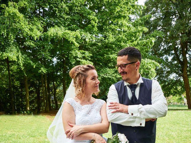 Le mariage de Fabrice et Marie-Christine à Grisy-les-Plâtres, Val-d'Oise 40