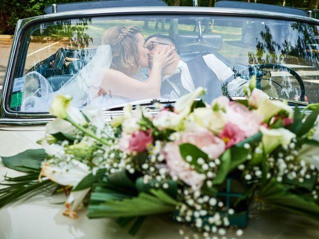 Le mariage de Fabrice et Marie-Christine à Grisy-les-Plâtres, Val-d'Oise 43