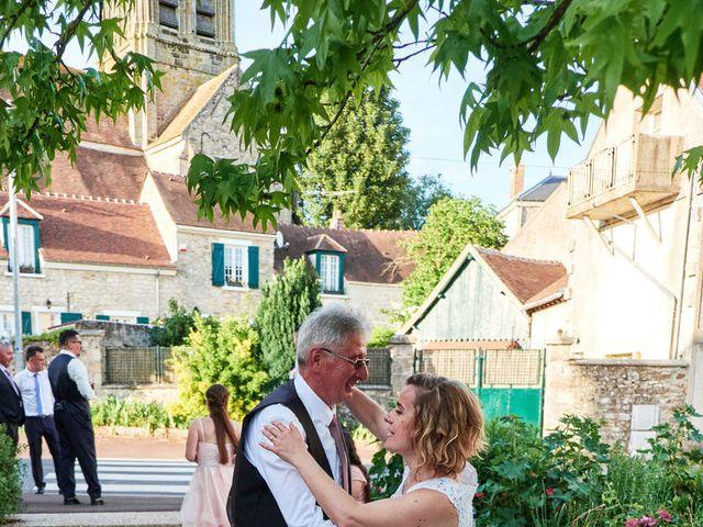 Le mariage de Fabrice et Marie-Christine à Grisy-les-Plâtres, Val-d'Oise 56