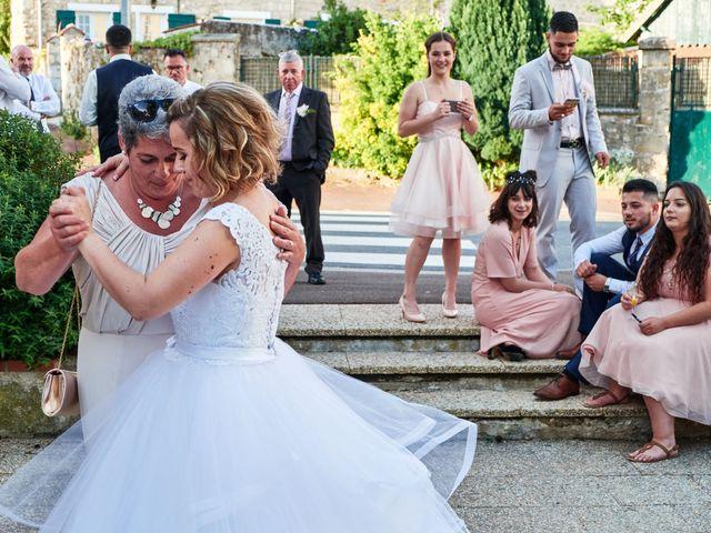 Le mariage de Fabrice et Marie-Christine à Grisy-les-Plâtres, Val-d'Oise 57