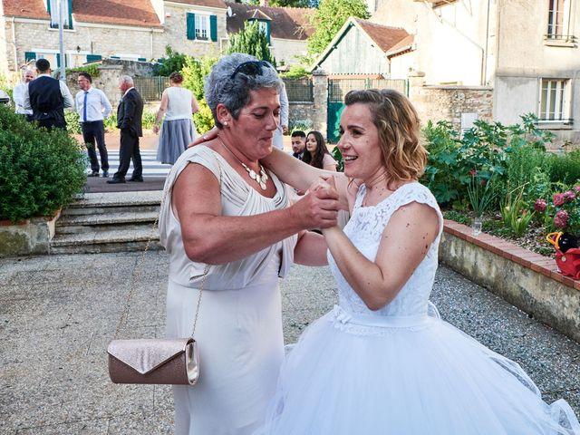 Le mariage de Fabrice et Marie-Christine à Grisy-les-Plâtres, Val-d'Oise 58