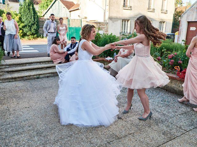 Le mariage de Fabrice et Marie-Christine à Grisy-les-Plâtres, Val-d'Oise 59