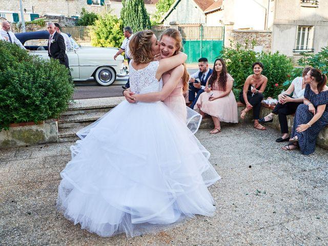 Le mariage de Fabrice et Marie-Christine à Grisy-les-Plâtres, Val-d'Oise 62