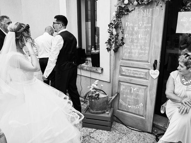 Le mariage de Fabrice et Marie-Christine à Grisy-les-Plâtres, Val-d'Oise 65