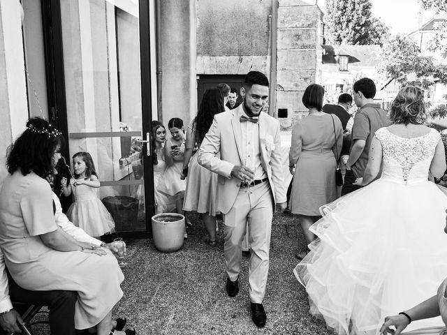 Le mariage de Fabrice et Marie-Christine à Grisy-les-Plâtres, Val-d'Oise 67