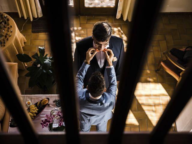 Le mariage de Julien et Marine à Toulon, Var 1