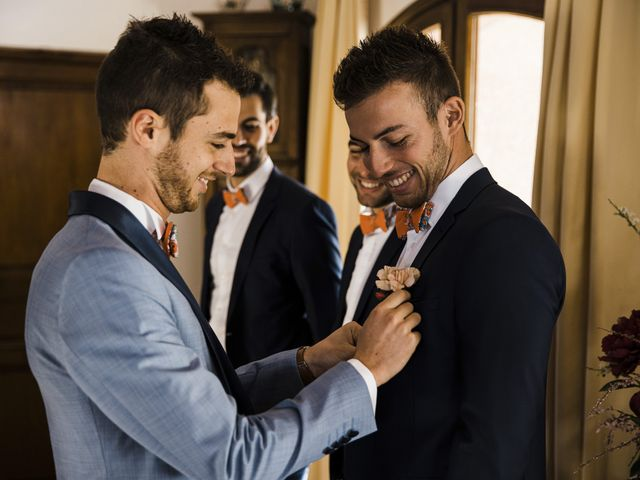 Le mariage de Julien et Marine à Toulon, Var 33