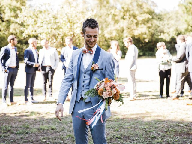 Le mariage de Julien et Marine à Toulon, Var 55