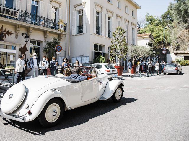 Le mariage de Julien et Marine à Toulon, Var 73