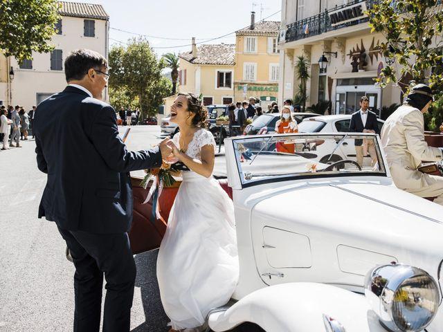 Le mariage de Julien et Marine à Toulon, Var 75