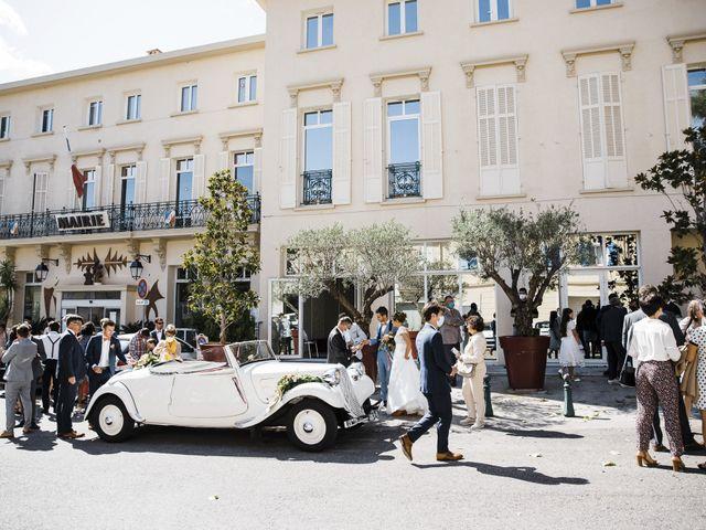 Le mariage de Julien et Marine à Toulon, Var 81