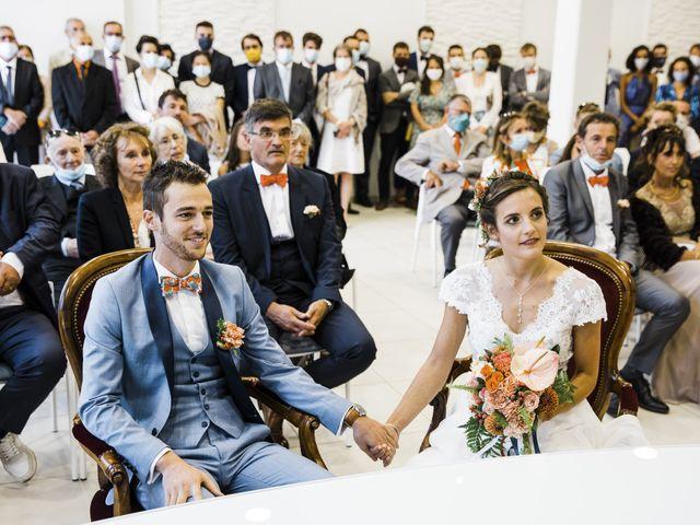 Le mariage de Julien et Marine à Toulon, Var 90